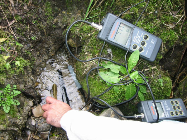 water quality monitoring by aquageoservices